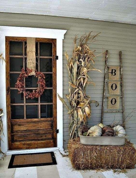 Oltre 25 fantastiche idee su decorazioni da esterno su pinterest decorazioni natalizie da - Decorazioni casa halloween ...