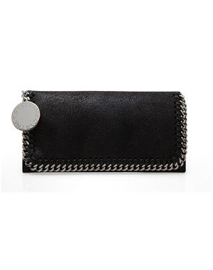 Stella McCartney Falabella pung i sort