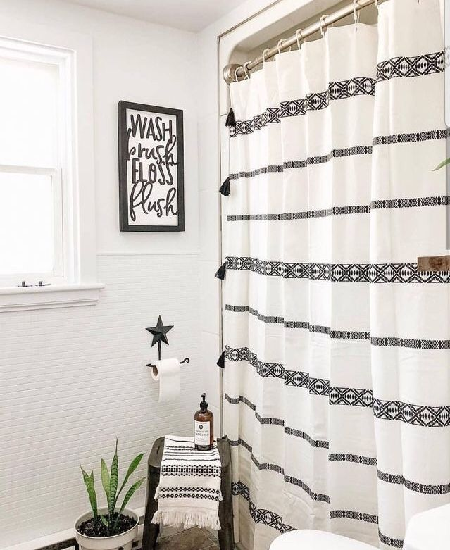 Pin By Sylvie On Do Not Disturb White Shower Curtain White