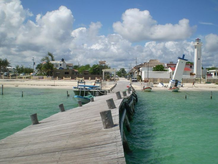 Explore Puerto Morelos Mexico absoutley amazing. Its a must