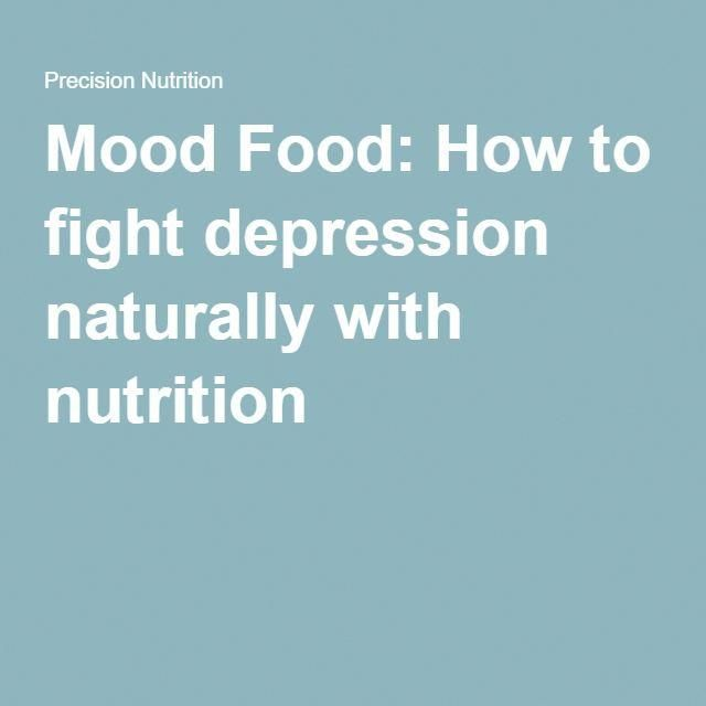 how to fight depression naturally