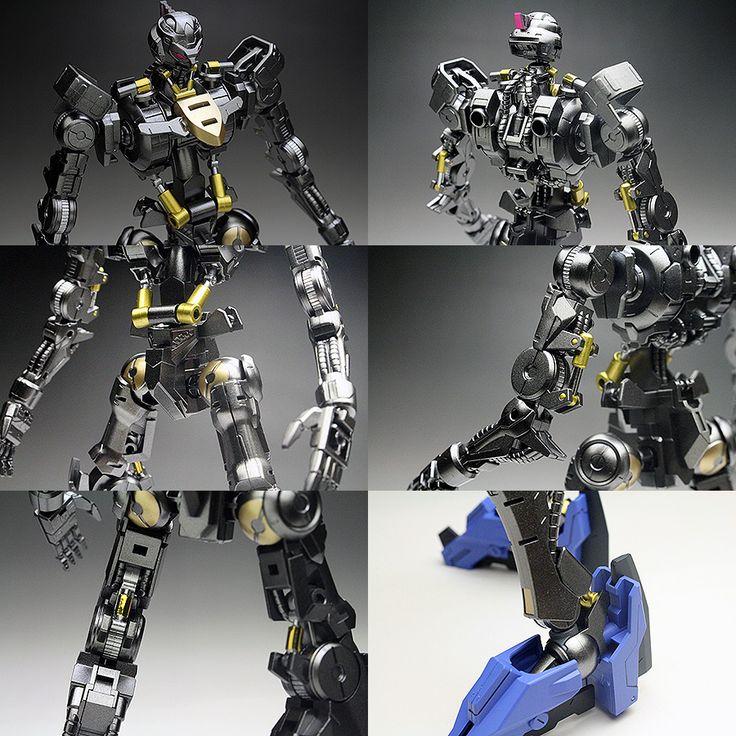 GUNDAM GUY: 1/100 Full Mechanic Gundam Vidar - Release Info