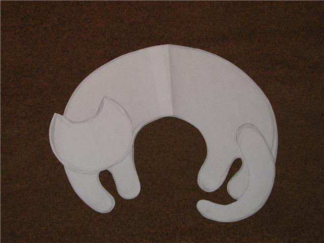 Nec Pillow Cat