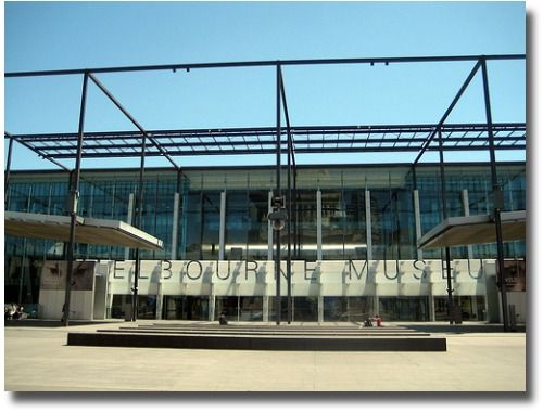 Melbourne Museum Melbourne Australia compliments of http://www.flickr.com/photos/jonezes/4232219151/
