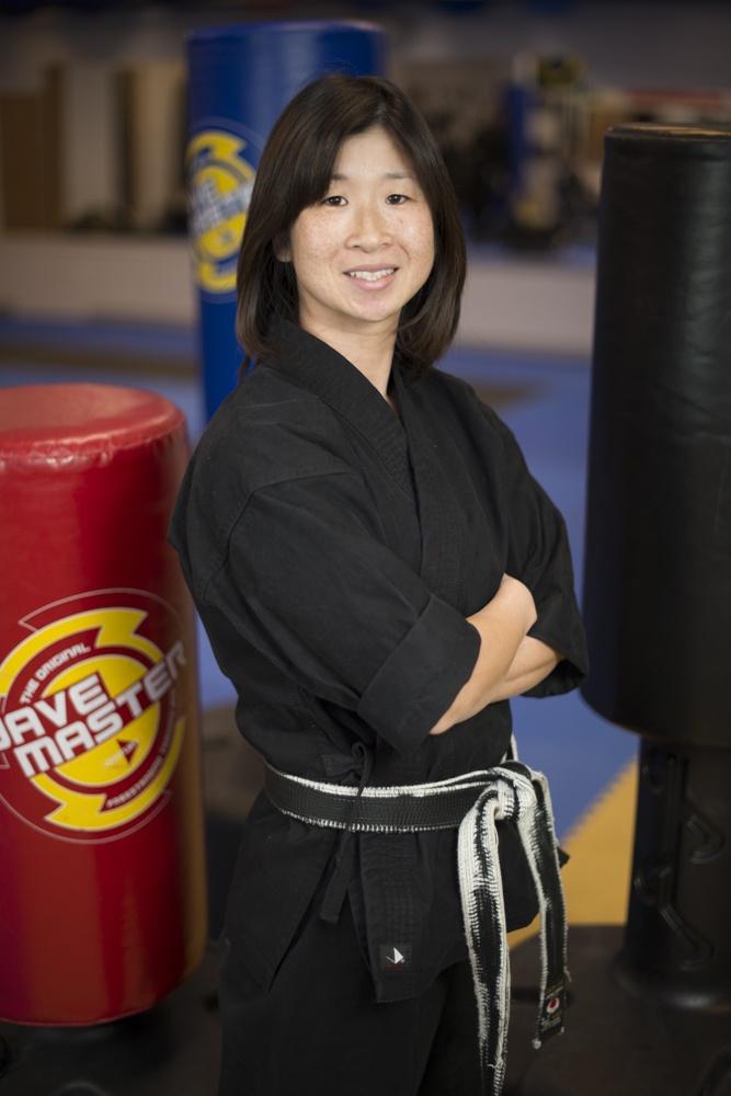 Renshi Sets, 3rd degree black belt, certified instructor