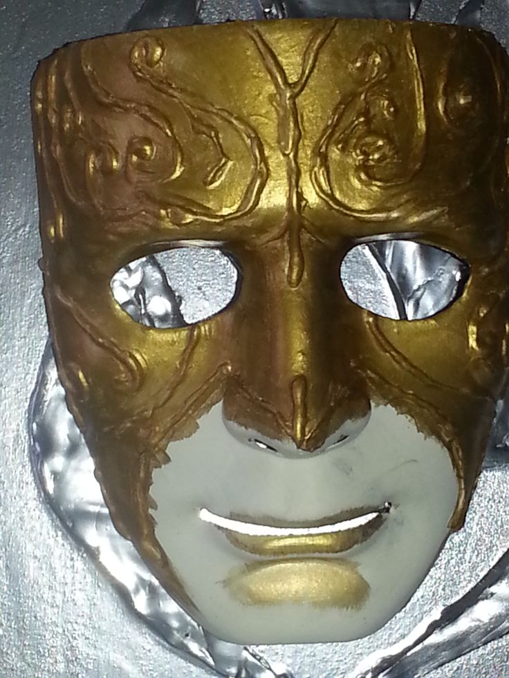 Docent mask: 5th Gate