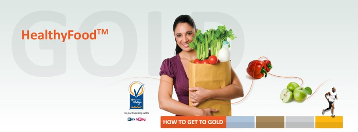 Fifth step to a healthier lifestyle. Buy HealthyFood. #Gettogold