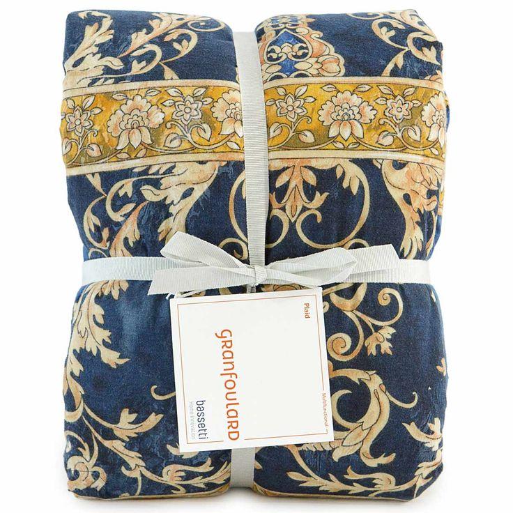 grand foulard bassetti pas cher. Black Bedroom Furniture Sets. Home Design Ideas