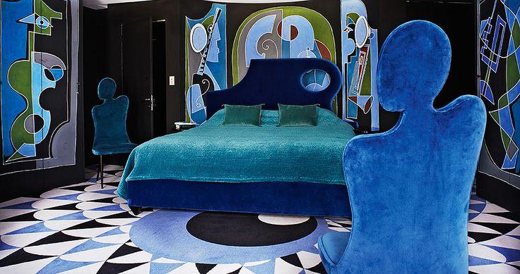 Hotel Le Montana. Долгожданный шедевр Винсана Дарре • Модное место • Дизайн • Интерьер+Дизайн