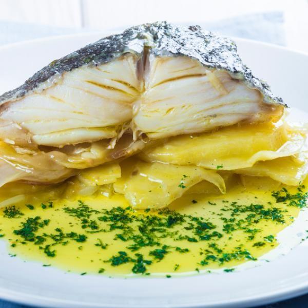 M s de 25 ideas incre bles sobre filete de pescado al - Pescado al microondas facil ...