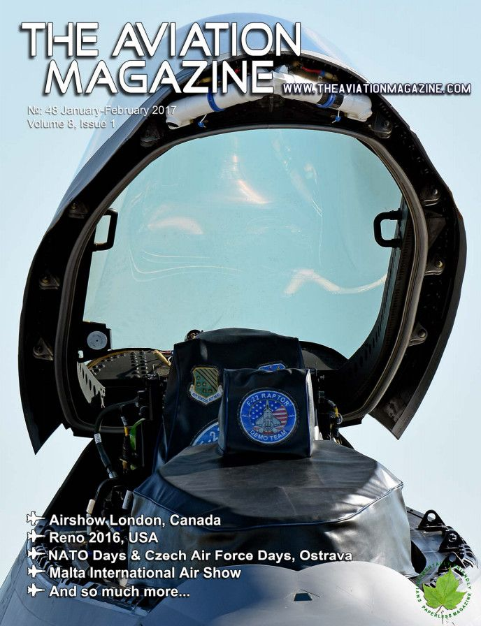 The Aviation Magazine - January/February 2017