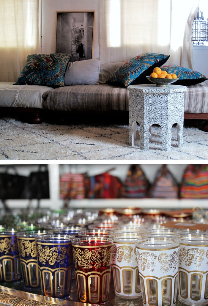 The Hamimi Collection Is Designed Sourced And Imported Directly From Morocco Includes Handpicked Pieces