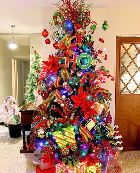 Whimsical Christmas Trees Ideas: 30+ Truly Gorgeous Indoor Christmas Decoration Ideas