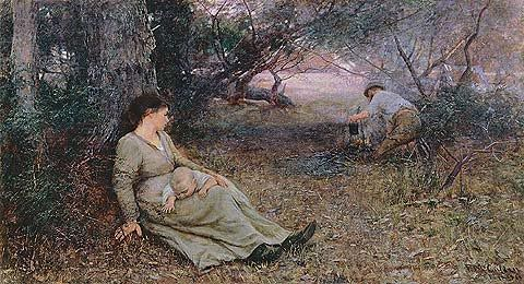 Google Image Result for http://www.artistsfootsteps.com/images/McCubbin_wallaby.jpg