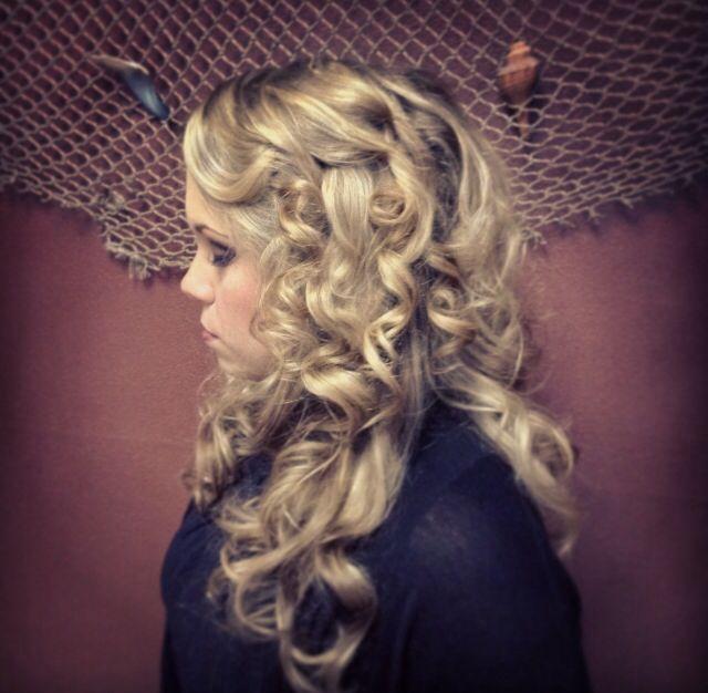 Curls by Liz Abrams