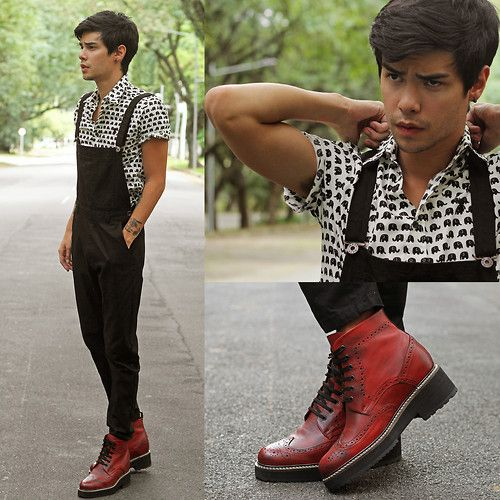 Men's overalls