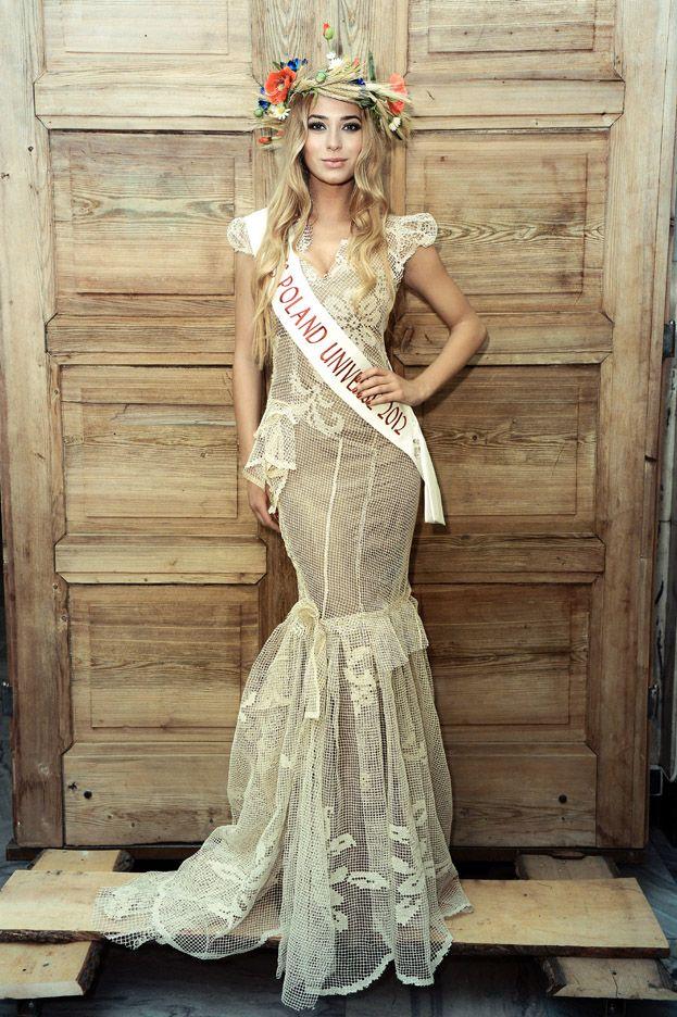 Miss Poland Universe 2012 Marcelina Zawadzka