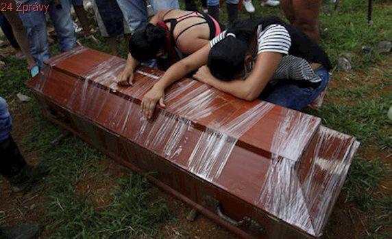 Kolumbie vyhlásila stav nouze: Bahno zabilo 273 lidí včetně dětí