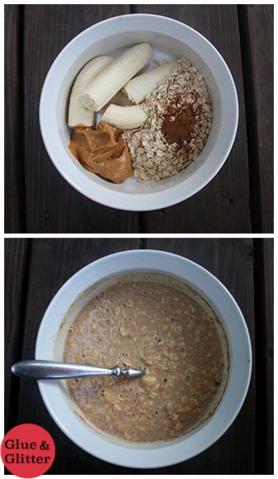 I'm jumping on the overnight oatmeal bandwagon with a six-ingredient overnight oats recipe that's so, so decadent. It tastes like oatmeal cookies, y'all.
