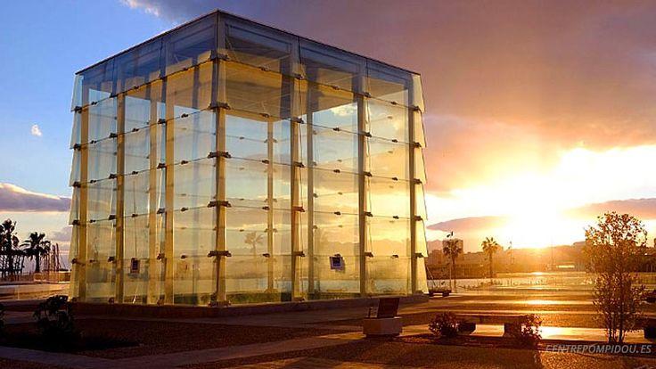 Inaugurado el nuevo Museo Pompidou en el Puerto de Malaga