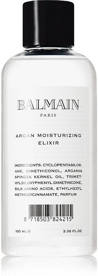 Achieve beach waves for summer with the new Balmain hair styling products.