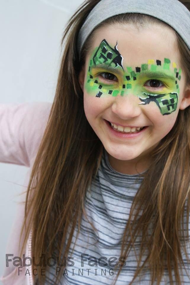 Kelpie Face Paint