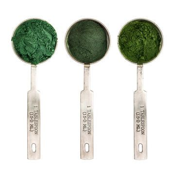 Add these green powder superfoods to your diet for a healthy well-rounded diet.