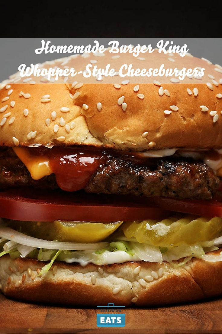We've taken the classic flame-grilled flavor of the Whopper, complete with the exact ratio of toppings and beef, and upgraded it with better ingredients, better layering, and better technique to form a burger that's truly fit for The King.