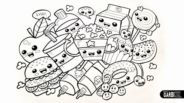 25 Wonderful Picture Of Cute Halloween Coloring Pages With