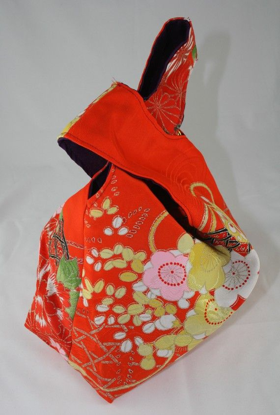 17 Best Ideas About Japanese Knot Bag On Pinterest