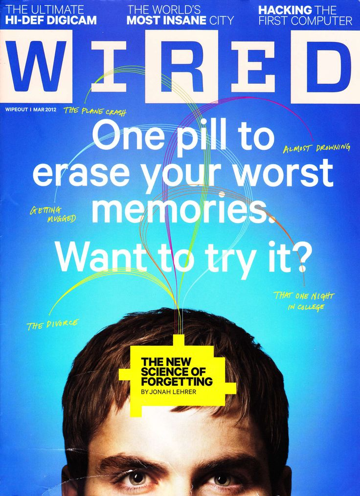 119 best Magazine Design: WIRED images on Pinterest | Magazine ...