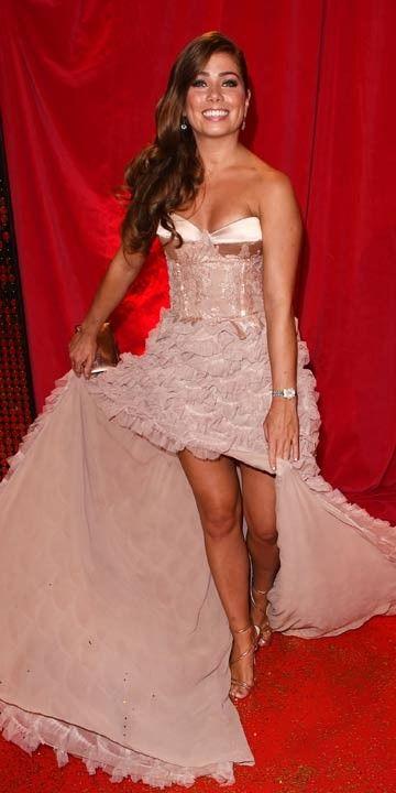 British Soap Awards 2014: Celebrity fashion disasters - Nikki Sanderson..... http://www.starcelebritybuzz.com/Fashion_Style.php