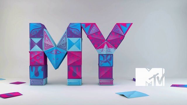 MyMTV - Bumpers by Flavio Bernardes de Paula. Broadcast package for MTV´s My Mtv.