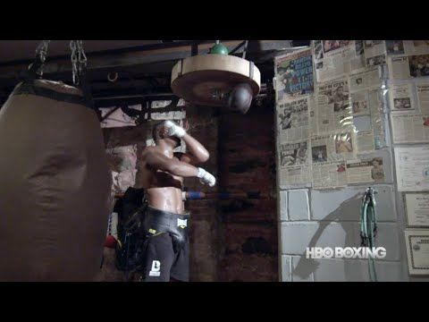 One-on-One: Luis Arias (HBO Boxing) - YouTube