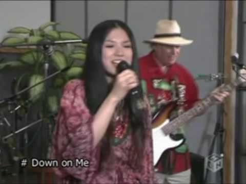 越智志帆 - down on me _ Janis Joplin