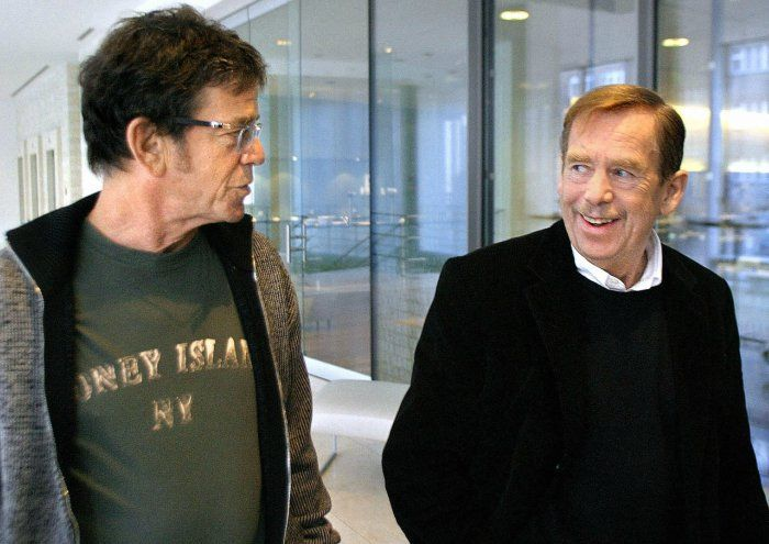 Vaclav-Havel-Lou-Reed