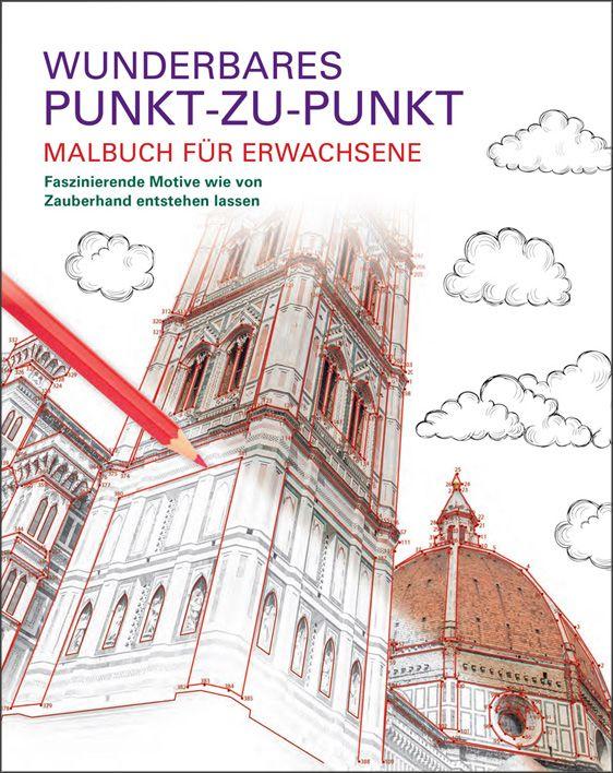 Malen und entspannen: Wunderbares Punkt-zu-Punkt - Alles rund ums Thema bei ullmannmedien.com. Jetzt Buch online bestellen