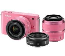 Pink Nikon :) want want want