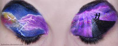 Stunning Disney-Inspired Makeup Looks - insane