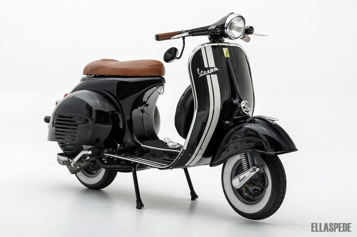 One of our latest clients Rick, contacted us with a view to tidying up his 1963 VBB Piaggio Vespa. The bike had been gathering dust in Rick's garage waiting for its former owner to return from abroad however, a change of plans saw caretaker Rick as the new owner of the little two-stroke Italian. With a dust-off Rick enjoyed putting …