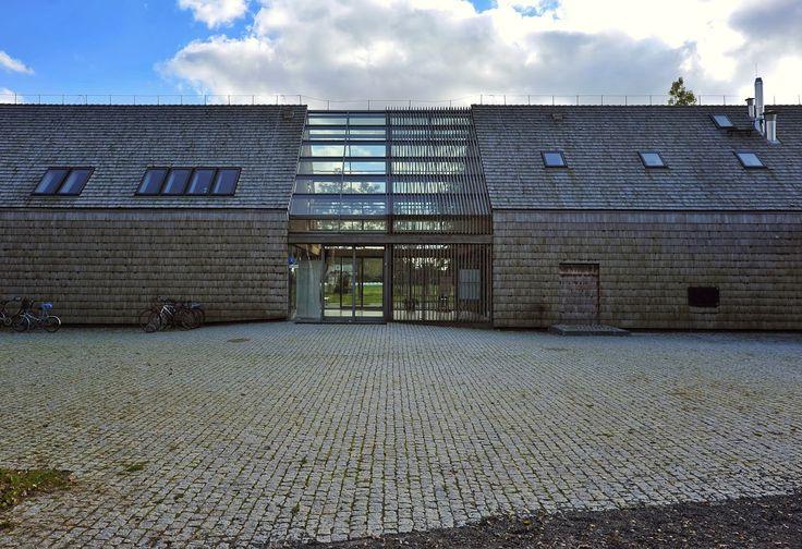Muzeum Wsi Opolskiej / db2 architekci – nowoczesna STODOŁA   wnętrza & DESIGN   projekty DOMÓW   dom STODOŁA