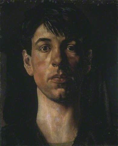 Self Portrait- Stanley Spencer