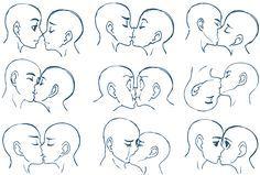 kissing anime draws - Pesquisa Google