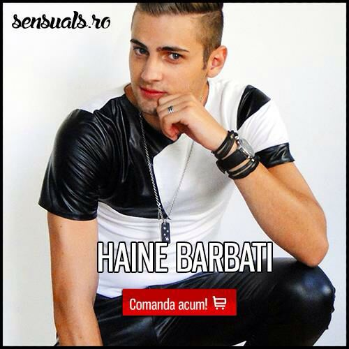 Haine bărbați de club. Clubbing leather clothing for men. Www.sensuals.ro . Online fashion store