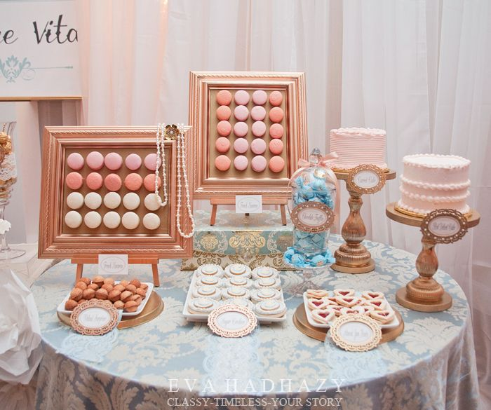 Wedding Desserts Bar Ideas: 17 Best Images About Dessert Buffet On Pinterest