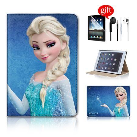 Luxury Leather Flip Case For Print ipad mini 1 2 Retina 3 Smart Back Cover for apple ipad Mini2 Mini3 For I Pad Mini Case Shell  — 957.04 руб. —