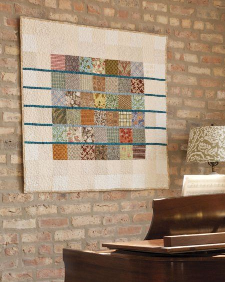 eclectic quilts | ... eclectic in Transparency Quilts and American Patchwork & Quilting