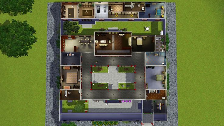 Siheyuan Traditional Chinese Courtyard House Google Search