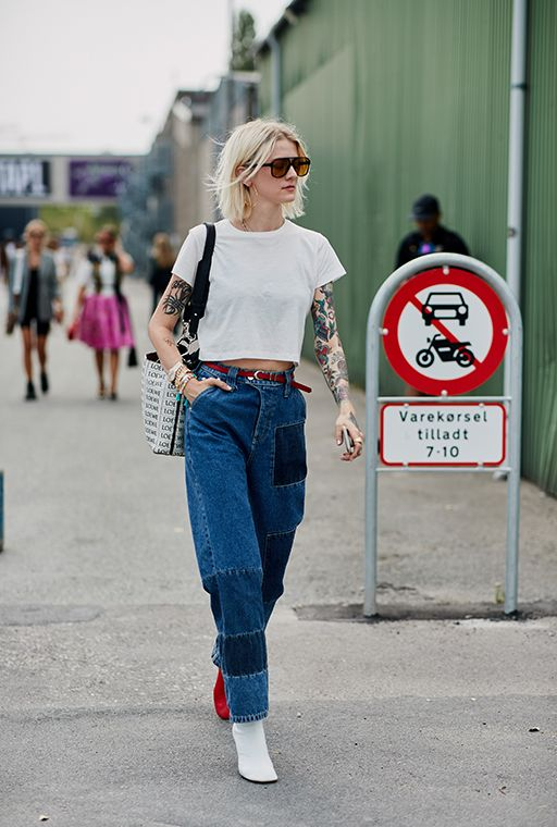 The Best Street Style Looks From Copenhagen Fashion Week Buro 24 7