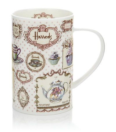 Buy Harrods Tea Room Mug Online At Harrods.com U0026 Earn Reward Points. Luxury